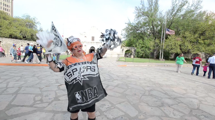 "The Making of the ""San Antonio Happy"" Video!"