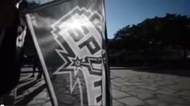 FOR IMMEDIATE RELEASE: HeartFire Media Produces Spurs Nation Viral Video