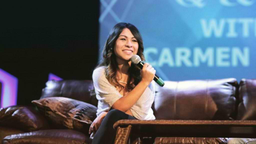 Badass of the Week: Carmen Lidia