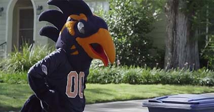 SWMD and UTSA: Rowdy Recycles