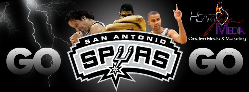 GO SPURS GO – COVER